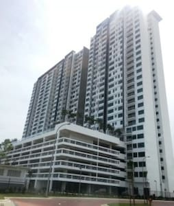 Central Johor Baru - Johor Bahru - Apartment