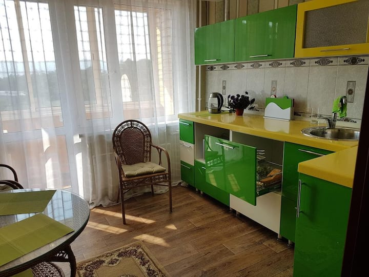 Квартира в Листвянке