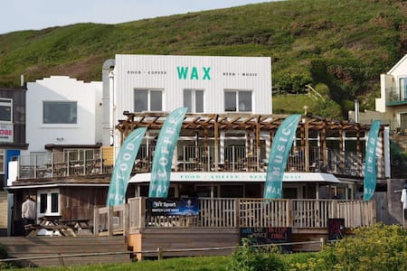 WAX Watergate Room 3 - Cornwall