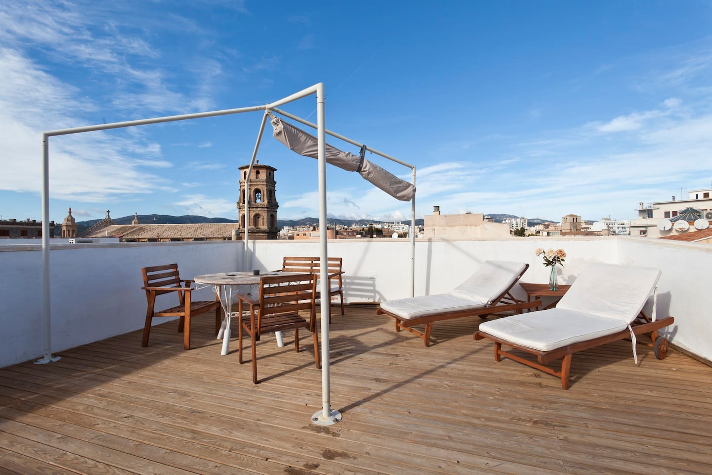 Amazing Private Terrace in the Heart of Palma
