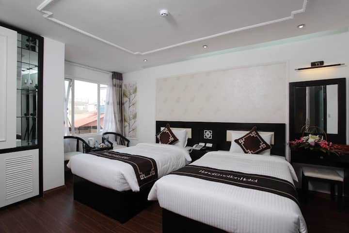 Hanoi Emotion Hotel, Deluxe room