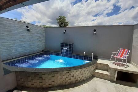 Casa Villa Boa temporada em Piri