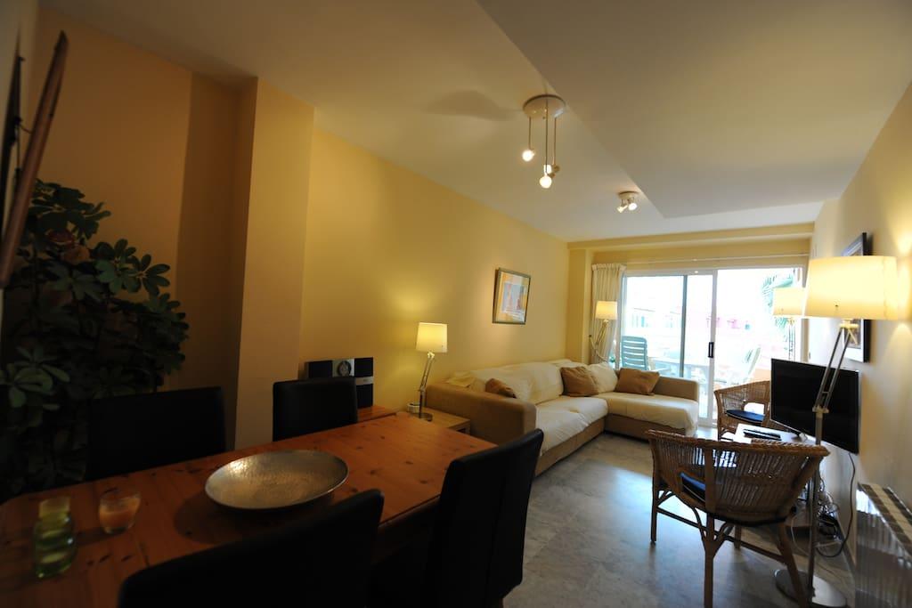 Beautiful apartment (4p) in Jávea