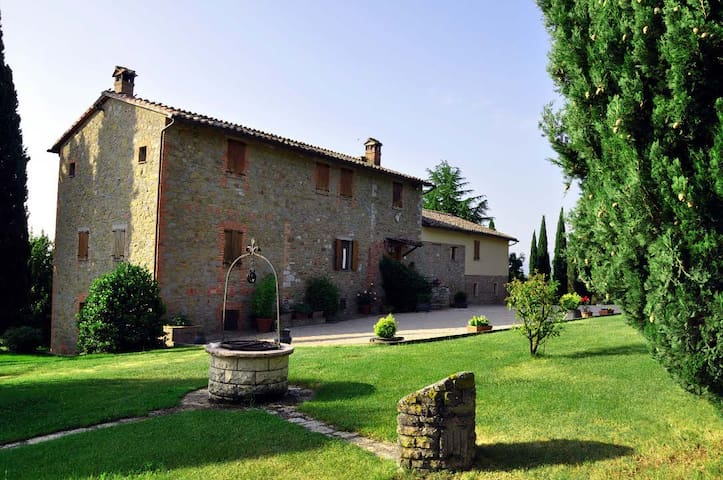 Villa for holiday - Magione