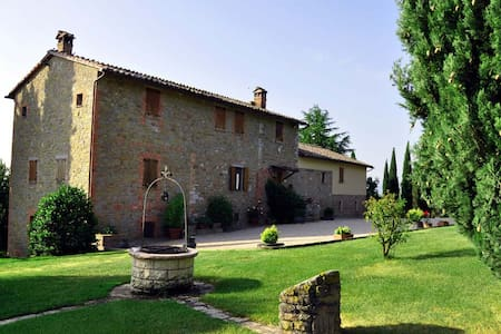 Villa for holiday - Magione - Villa