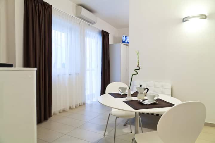 Appartamento in residence al mare