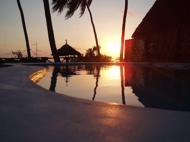 The Kipepeo Lodge - Beach Villa - Jambiani - Villa