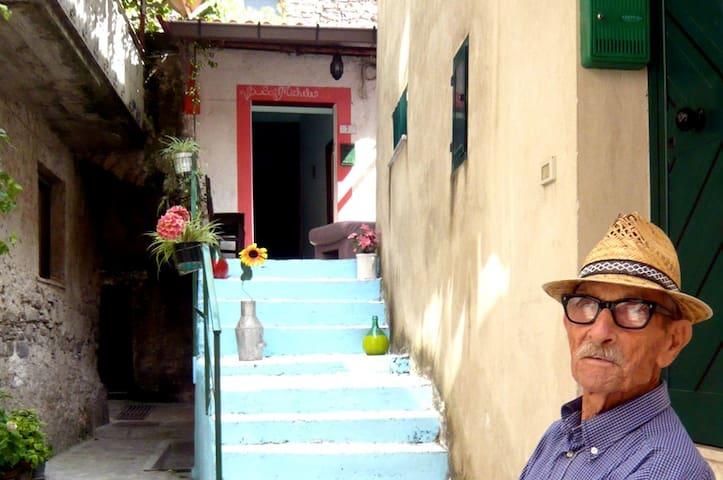Cilento.Original italian life-style