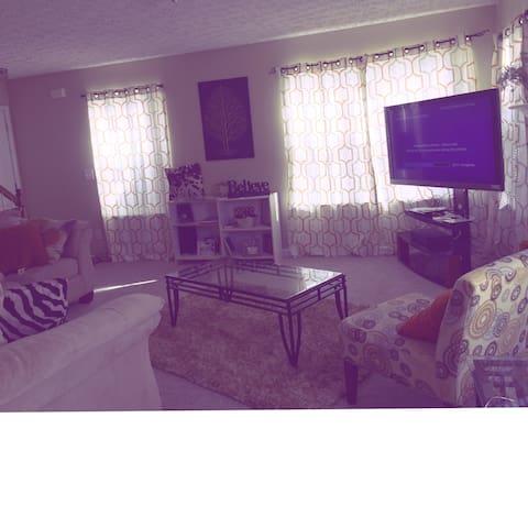Espy's Cozy place - Canton - Casa