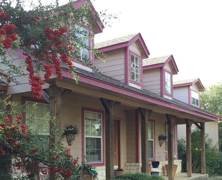 Longhorn Villa has it all!