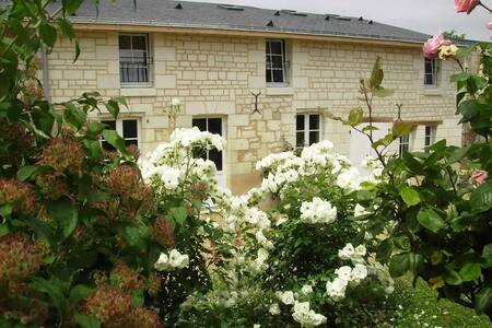 GITE LA SAMSONELLE - Fontevraud-l'Abbaye