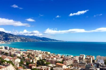 Roquebrune Cap Martin - Monaco - Luxury 2 bedrooms - Roquebrune-Cap-Martin