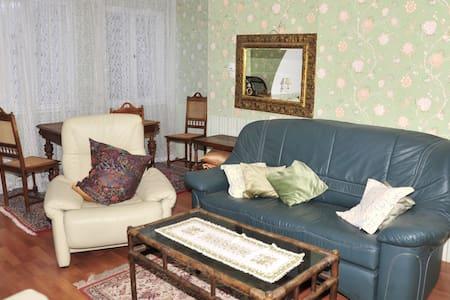 2 Zimmer Wohnung, Bad, Küche, Speiseraum Z 212/213 - Stolpen - Slot