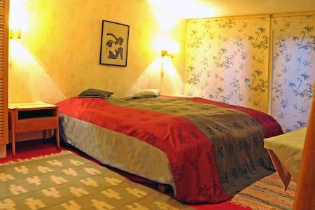 Japanisches Doppelzimmer  Bad 207 - Kasteel