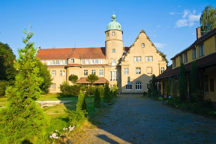 Doppelzimmer Sächsische Schweiz - Stolpen - Slott