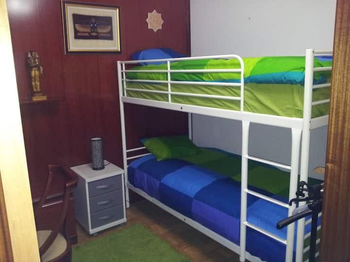 ROOMS FOR RENT IN SALAMANCA, SPAIN