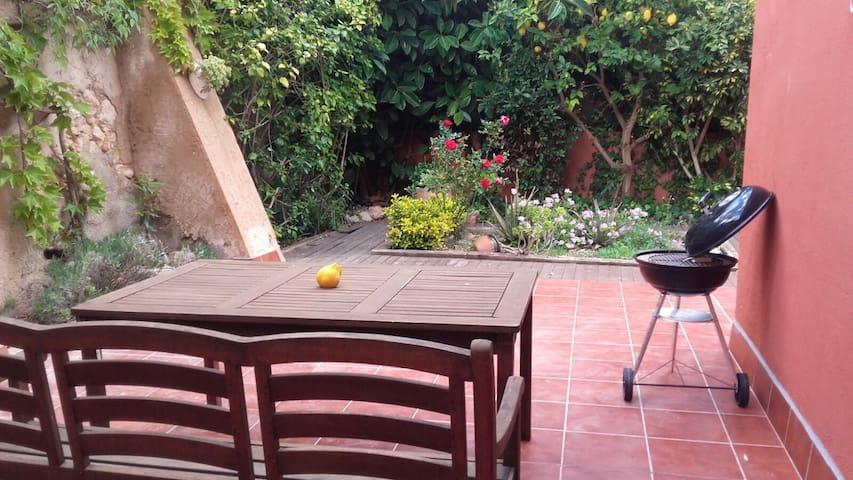 Piso en Pl. Marti Royo con jardín - Altafulla