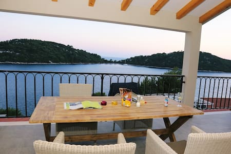 Virgo - Breathtaking sea view apartment - Blato