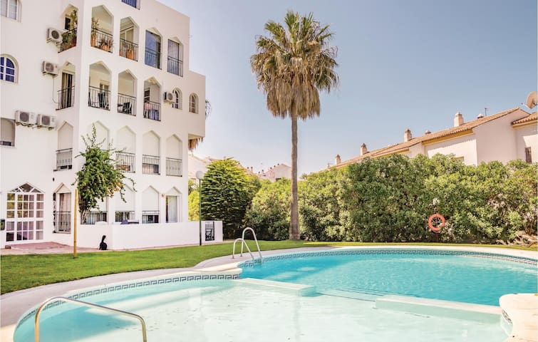 Holiday apartment with 2 bedrooms on 70m² in Estepona