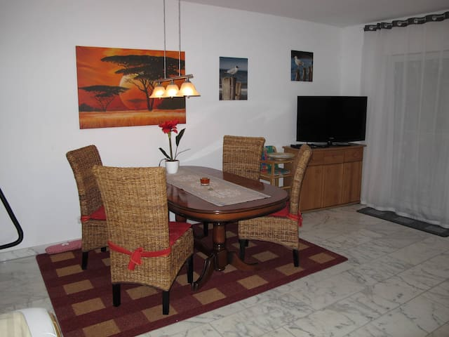 45 m² Apartment Appartementhaus Glowe for 4 persons