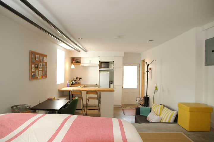 Loft moderne & confortable Limoilou