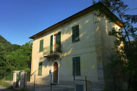 Rustic Hilltop Villa in Tuscany - Bagnone - Villa