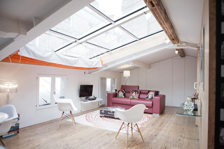 Loft in the heart of Bordeaux - Burdeos - Loft