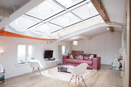 Loft in the heart of Bordeaux - Bordeaux