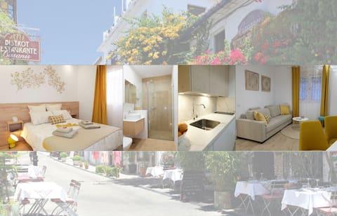360º Old town Marbella apartment GF