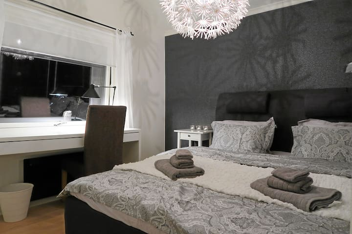 Bed & breakfast. Clean and stylish apartement. - Oslo - Wohnung