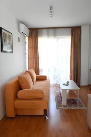 KARIA Apartments (Balcony)