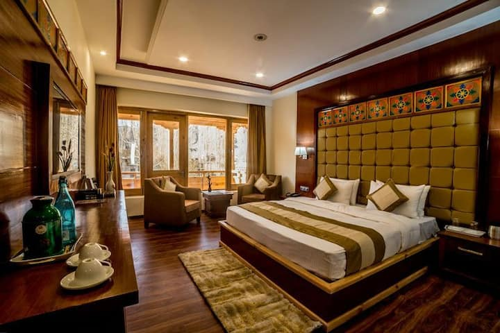 Luxury Rooms  Just 5 minutes walk from Leh Market