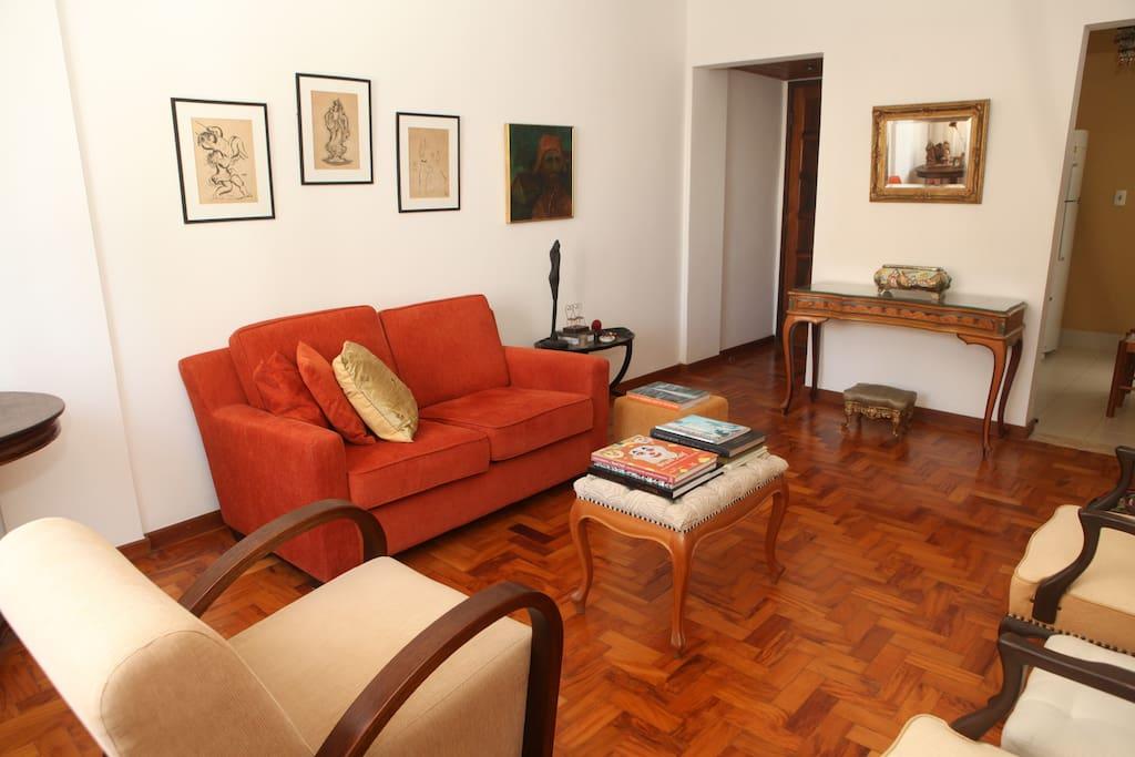 Cozy Suite+Living room @Salvador
