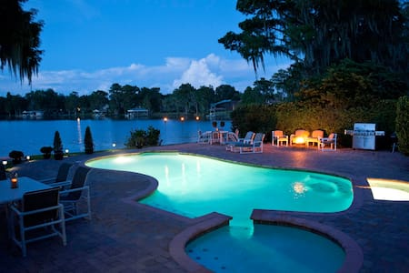 Lakefront Paradise Guest Apartment - Winter Springs