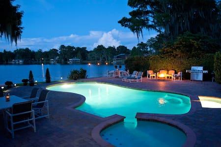 Lakefront Paradise Guest Apartment - วินเทอร์ สปริงส์