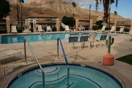 Coachella Villa w/Pool Close to Shuttle Service! - Palm Desert - Villa