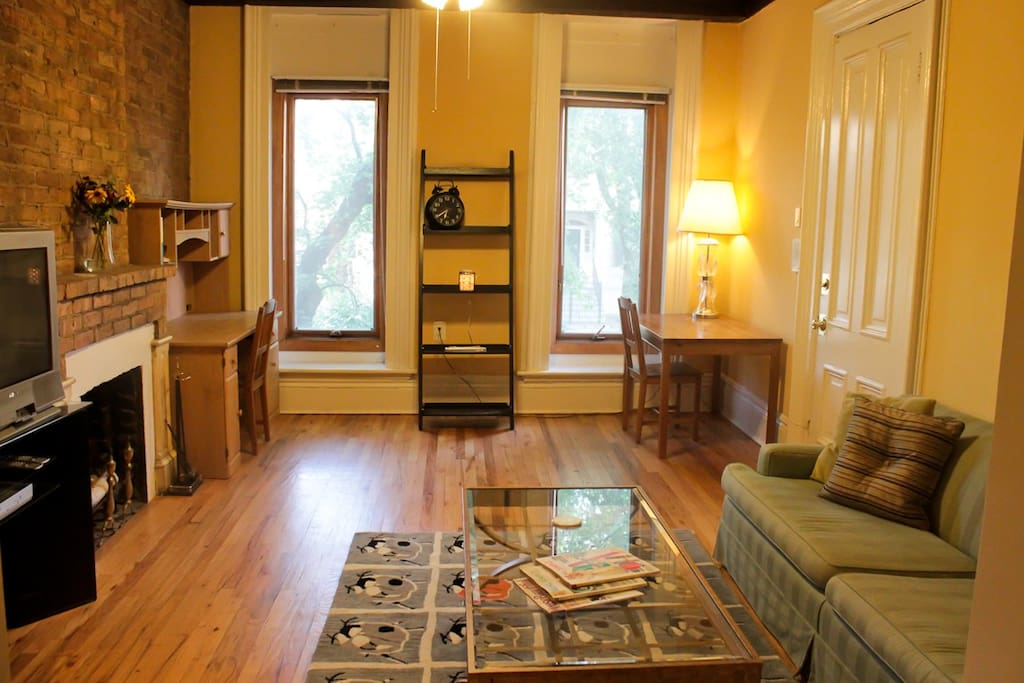 Lincoln Park Apt 1 Bedroom Plus Alcove Futon Apartments For Rent In Chicago Illinois