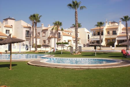 63. Apartment in Playa Flamenca, Spain - 2 Bed Sleeps 6 - Playa Flamenca