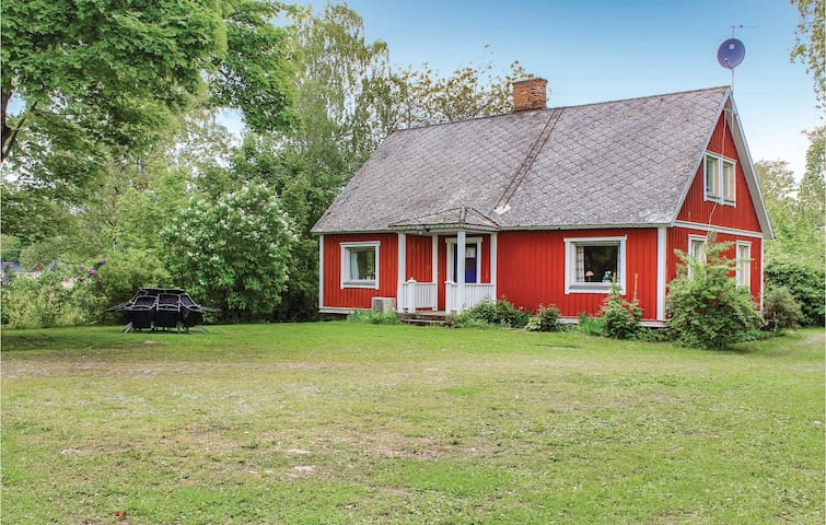Holiday cottage with 4 bedrooms on 120m² in Sölvesborg