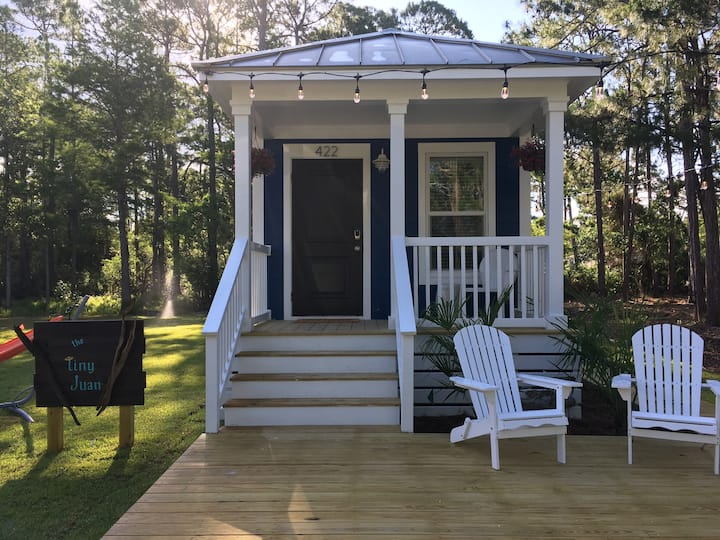 The Tiny Juan! Unique tiny house on 30A -Seagrove!