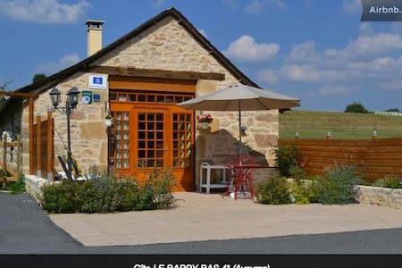 Gîte LE BARRY BAS - 4 étoiles - Gabriac - Rumah