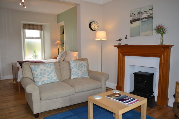Self catering studio close to pretty beach - Rockcliffe - Lejlighed