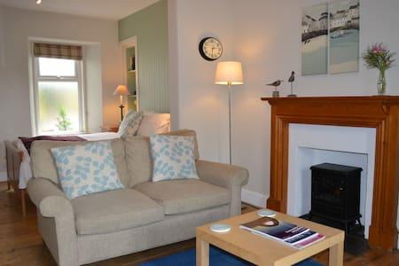 Self catering studio close to pretty beach - Rockcliffe - Lägenhet