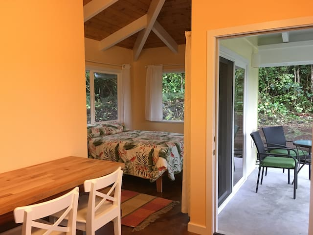 Kapoho Cottage Ohana Hideaway