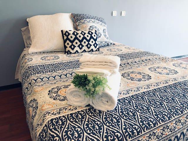 Cozy Villa Suite (Nefasilk Laphto) Bedroom #1