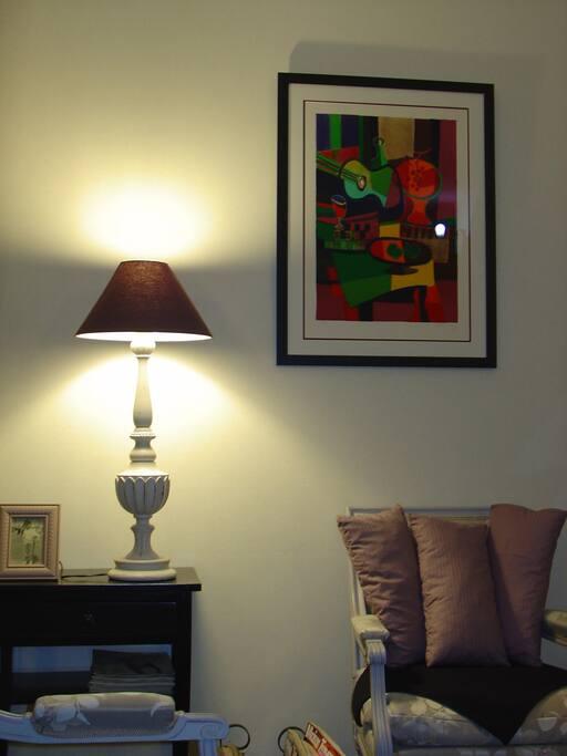 La Sabotiere - Le Heron - Living room