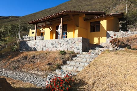 "Cabin""La Granadilla"" with stunning view"
