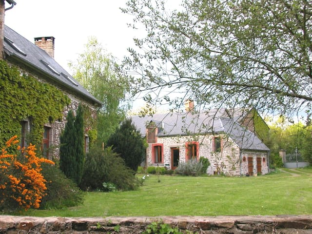 Le Moulin de Classe - Saint-Germain de Coulamer - Hus