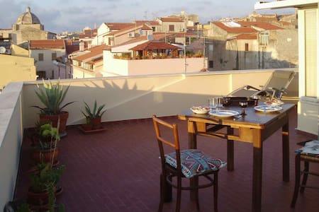Flat with roof-terrace, Sassari  - Sassari - Pis