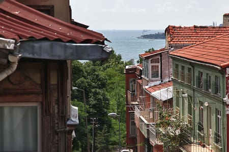 ROOMS IN THE HEART OF ISTANBUL CITY - Istanbul